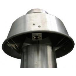 Комплект стабилизатора тяги для котлов SLIM EF с открытой камерой сгорания, диам. 180 мм Baxi (7215464)